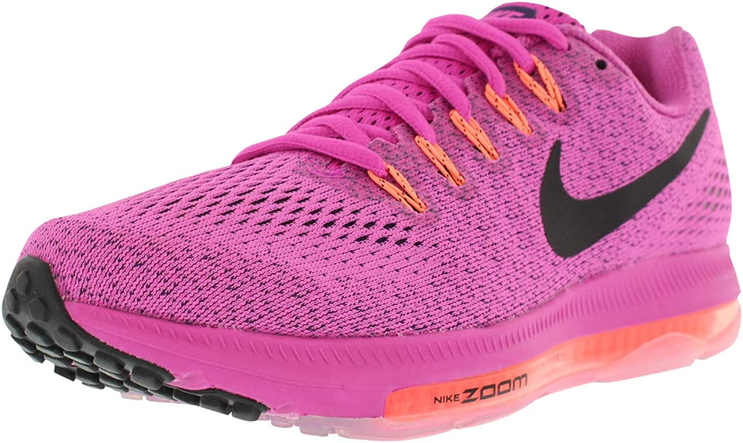 Nike Women's Wmns Zoom All Out Low, Fire Pink   Black - Bright Mango