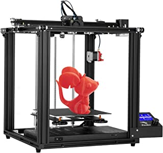 WOL 3D Official Creality Ender 5 Model 2021 3D Printer with Resume Printing Function and Brand Power Supply
