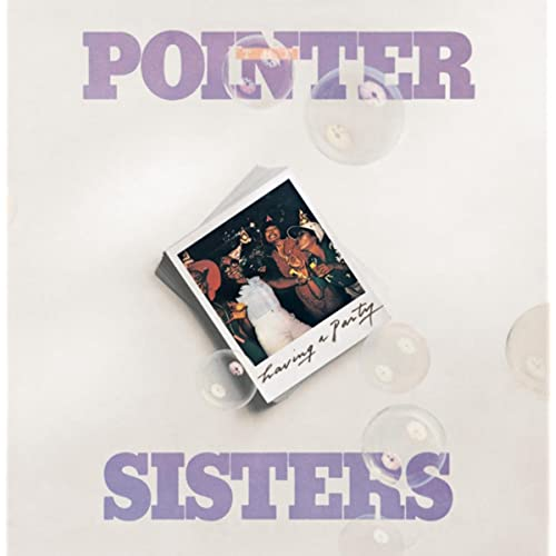 Pointer sisters i need a man