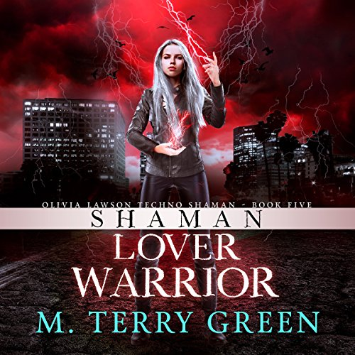 Shaman, Lover, Warrior audiobook cover art