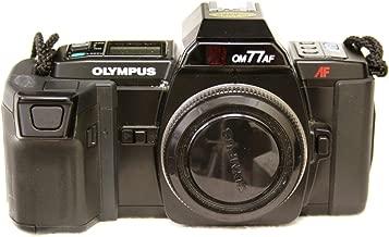 Olympus OM-77 AF Camera Body w/ Power Flash Grip 300