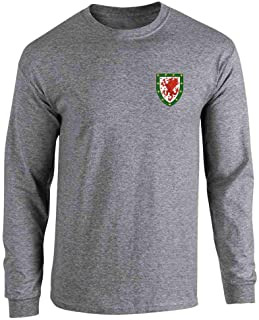 old wales football shirts