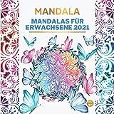 Mandalas für erwachsene 2021: Blumen Mandala Malbuch Achtsamkeit & Stressabbau: 60 Schöne Blumen mandalas zum Ausmalen | Erwachsenen Mandala Malbuch für mehr Frieden, Gleichgewicht und Achtsamkeit