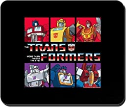 CafePress Transformers Autobots Decepticons Non-Slip Rubber Mousepad, Gaming Mouse Pad
