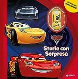Storie con Sorpresa - Cars 3. Contiene una macchinina!