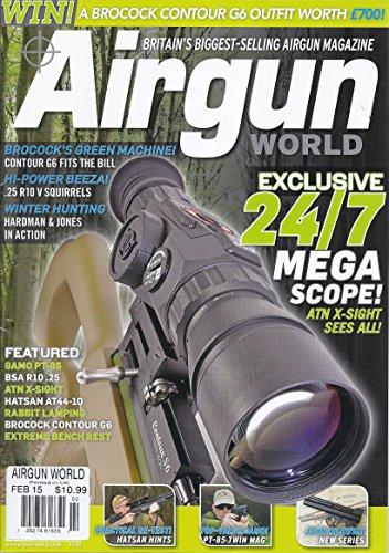 Airgun World (February 2015)