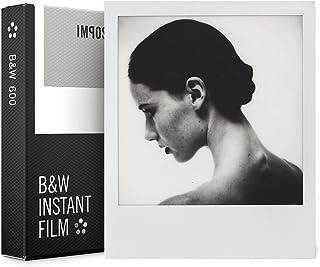 IMPOSSIBLE B&W INSTANT FILM PARA POLAROID 600 (BORDA BRANCA, 8 EXPOSIÇÕES)