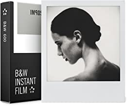 Impossible PRD4516 Polaroid 600 and Instant Lab Film, Black/White