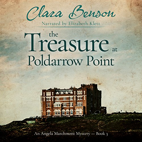 The Treasure at Poldarrow Point audiobook cover art