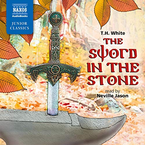 The Sword in the Stone cover art