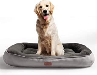 Bedsure Cama Perro Grande Lavable XL - Colchon Perro Cómoda