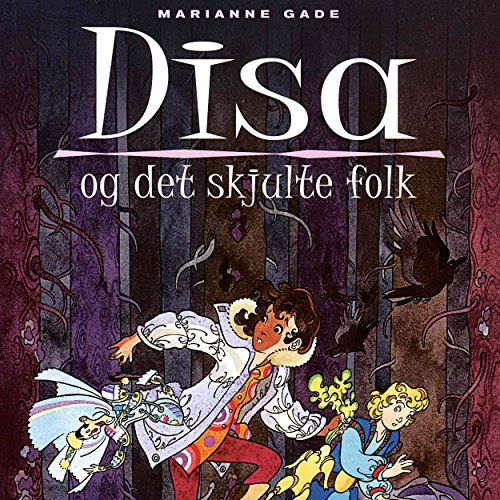 Disa og det skjulte folk audiobook cover art