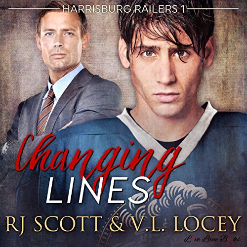 Changing Lines     Harrisburg Railers Hockey, Book 1              By:                                                                                                                                 RJ Scott,                                                                                        V.L. Locey                               Narrated by:                                                                                                                                 Sean Crisden                      Length: 5 hrs and 10 mins     Not rated yet     Overall 0.0