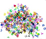 Beyond Dreams ABC Konfetti für Dekoration Tischdeko | Einschulung Deko Schuleinführung Streudeko | Buchstaben zur Schulanfang Zuckertüte Geschenke | Einschulungsdeko für Kinder Party...