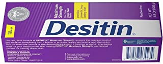 Desitin Maximum Strength 4.8 oz (136 g)