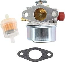 USPEEDA Carburetor Kit for Coleman Powermate 3750 Generator Formula 5.5HP Tecumseh Engine
