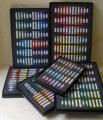Unison Complete Set of All 374 Handmade Soft Pastels