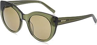 نظارات شمسية من دي كيه ان واي باطار اخضر
