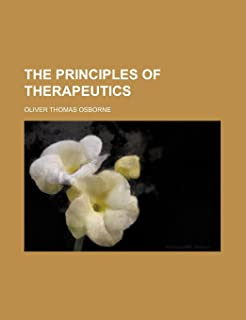 The Principles of Therapeutics