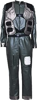 Battlestar Cosplay Costume Galactica Flightsuit Viper Pilot Uniform