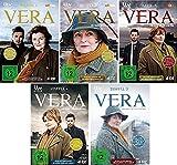 Vera - Ein ganz spezieller Fall: Staffel 1-5 (20 DVDs)