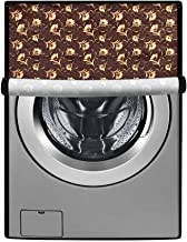 Stylista Washing Machine Cover Compatible for IFB Senator Smart 8 Kg Front-Load Floral Printed Pattern
