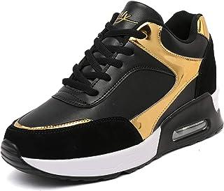 N-B Sneakers Scarpe da Corsa da Donna Scarpe da Ginnastica Scarpe da Jogging Scarpe Sportive da Donna Arcobaleno Lunghezza...