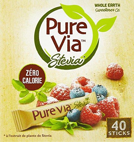 Pure Via Ingrédients de cuisine et pâtisserie