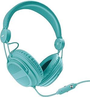 Isound 845620055371 Audífonos Modelo HM-310 , color Verde