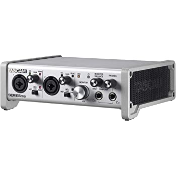 TASCAM タスカム/SERIES 102i USBオーディオ/MIDIインターフェース