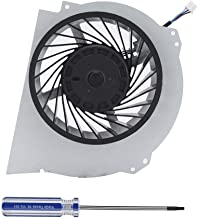 Sanpyl Internal Cooling Fan Replacement for PS4 PRO, Turbo Cooling Fans Repair Part Kit