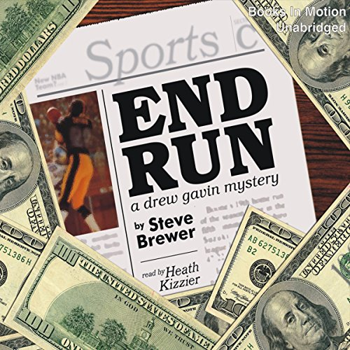End Run audiobook cover art