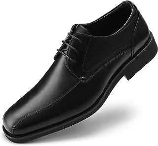 Men's Formal Dress Shoes Square Toe Oxfords
