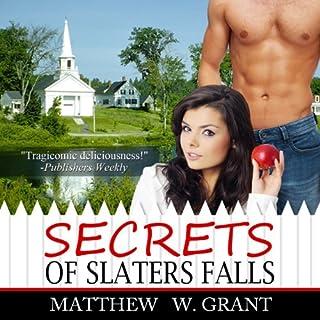Secrets Of Slaters Falls audiobook cover art