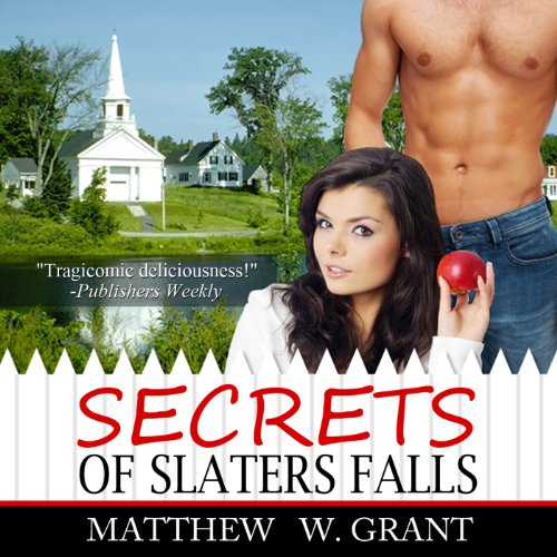 Secrets Of Slaters Falls audiobook cover art