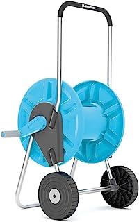 "Cellfast Garden Cart ALUPLUS 1/2"" 60m, Reel, Aluminium Construction, Lightweight, Corrosion Resistant, Convenient Transpor..."