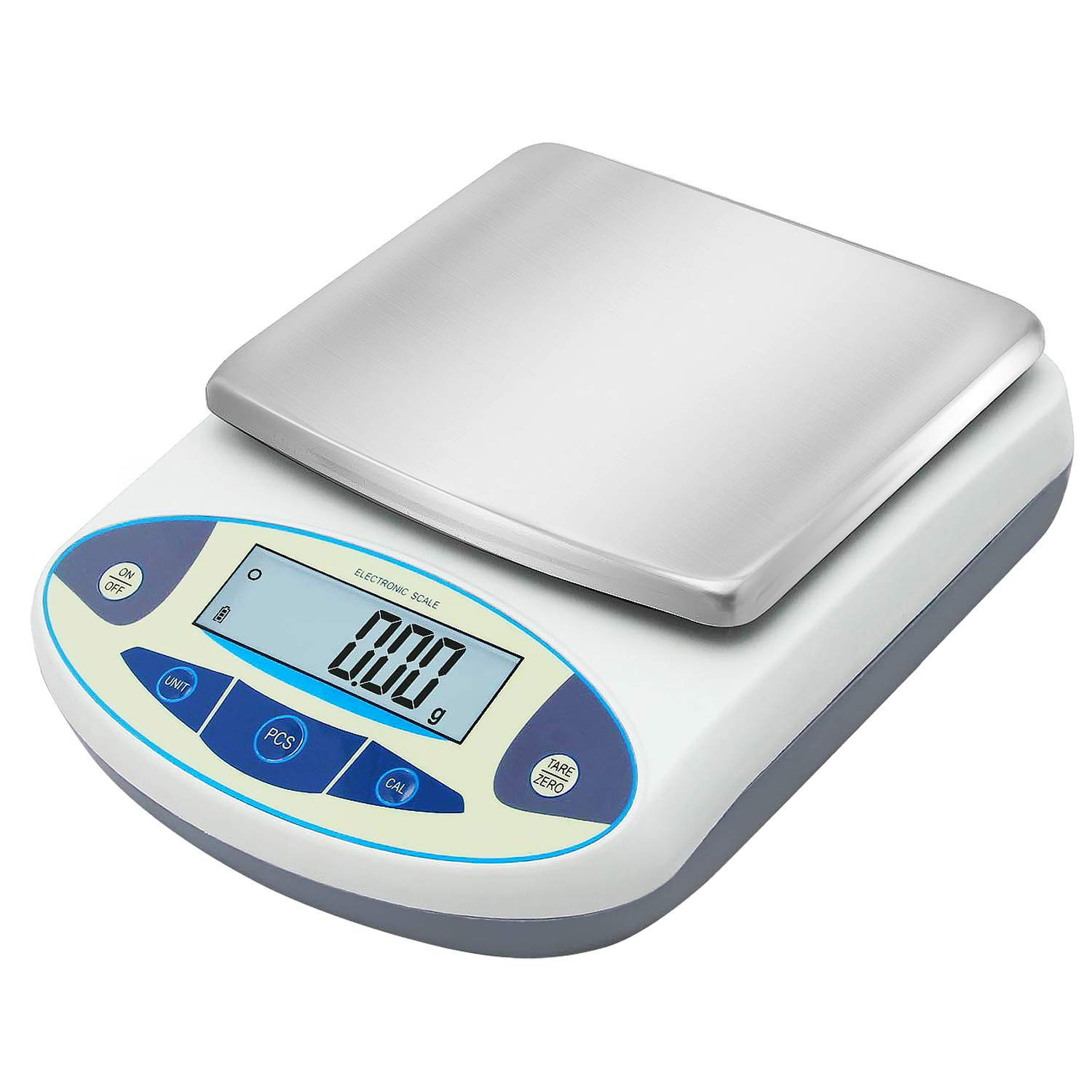 Bonvoisin Lab Scale 5000gx0.01g Analyt Electronic High Precision Max 86% OFFicial shop OFF