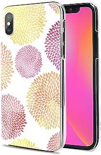 Huawei P40 Pro 5G ケース カバー スマホケース ハード TPU 素材 おしゃれ かわいい 耐衝撃 花柄 人気 全機種対応 水彩画の抽象-菊の花 ファッション シンプル 9793485