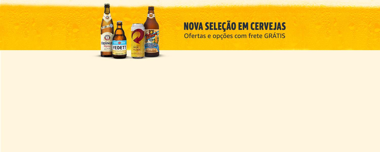 Nova seleção em Cervejas