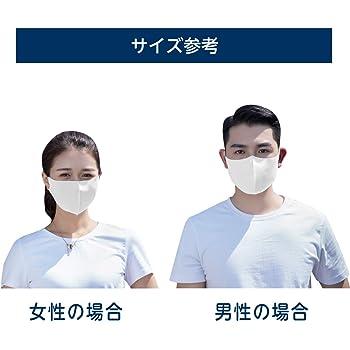 【洗えるマスク5枚組 白】日本企画品、TV話題 秋セール55%OFF 快適マスク マスク洗える 繰り返し使用可能 UVカット ひんやり 抗菌 冷感素材 クールマスク