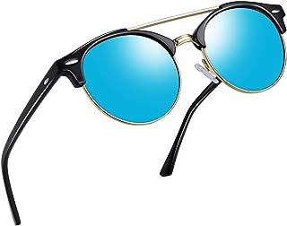 Joopin Vintage Round Sunglasses for Women Retro Brand...