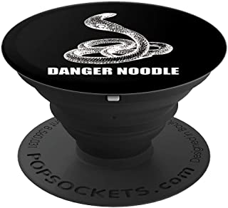 Internet Meme Animals Of The World - Danger Noodle -Snake - PopSockets Grip and Stand for Phones and Tablets
