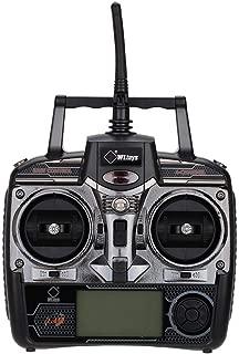 Exiron Wltoys WL-R7 2.4GHz 4CH RC Transmitter for Wltoys V911S V911 V912 V913 V929 V939 V949 V959 RC Helicopter Part