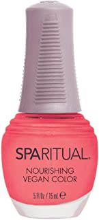 SPARITUAL Nourishing Vegan Nail Color | Pink/Nude/Neutrals