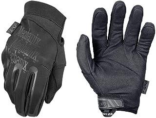 Mechanix Handschuhe Element #TouchTec Größe S TSEL 55 008 Erwachsene, Unisex, Schwarz, S