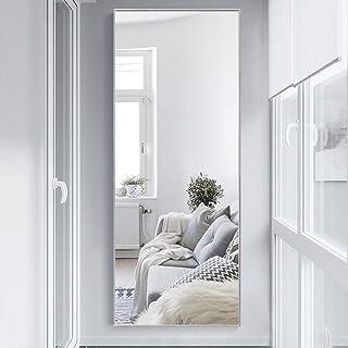 Amazon Com Silver Floor Full Length Mirrors Mirrors Home