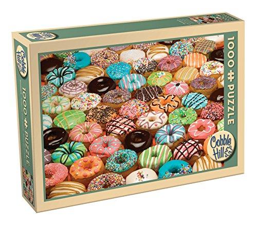 Cobble Hill Doughnuts Jigsaw Puzzle(1000 Piece)