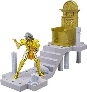 Figurine Saint Seiya - Panoramation - Gemini Saga + Décor