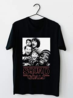 stranger things squad goals shirt