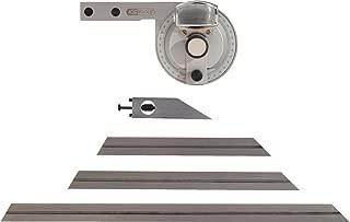 KS Tools 300.0419 Compasso a Punte Fisse con Arco di Regolazione 600 mm